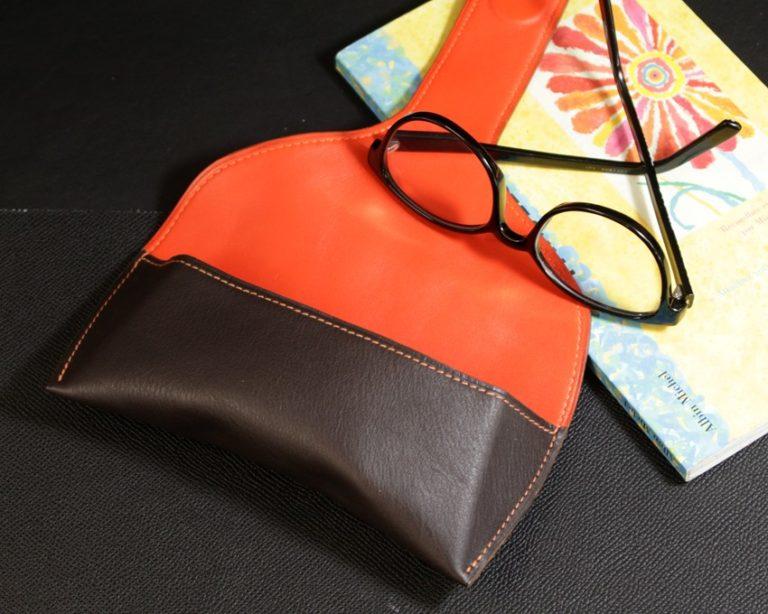 étui lunettes soleil vue cuir eben accessoires maroquinerie ofilducuir