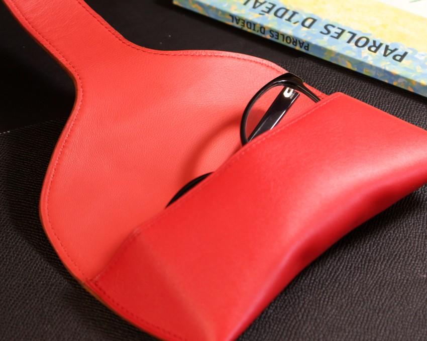 étui lunettes soleil vue cuir accessoires maroquinerie ofilducuir femme