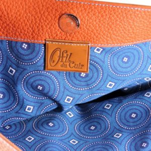 sac main asymetrique besace bandouliere femme cuir graine maroquinerie ofilducuir