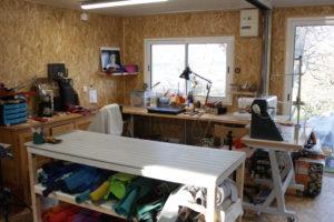 Atelier ofilducuir maroquinerie cuir Lyon portefeuille homme