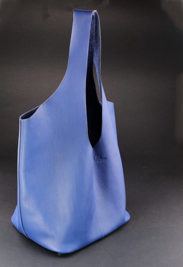 sac-main-cabas-bleu-cuir-ofilducuir-maroquinerie-Lyon