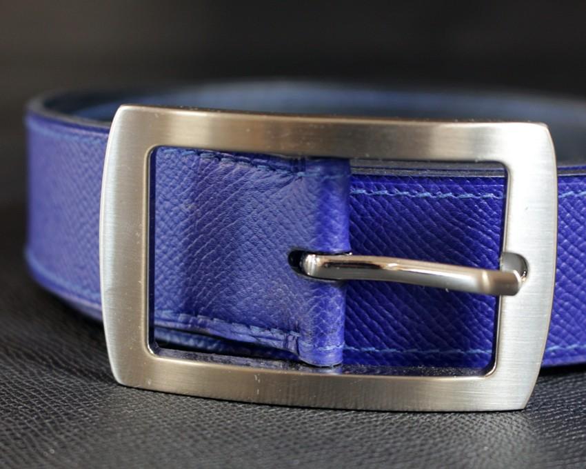 ceinture-cuir-bleue-saphir-ofilducuir-accessoires-lyon