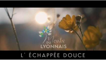 L'échappée douce des Monts du Lyonnais.